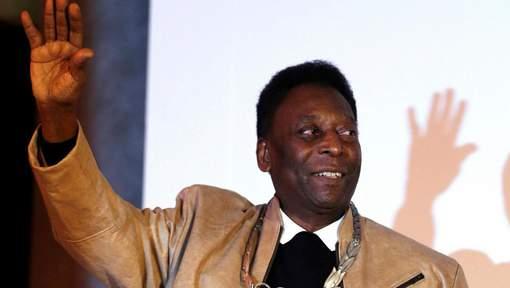 Pelé célèbre les JO de Rio en chanson