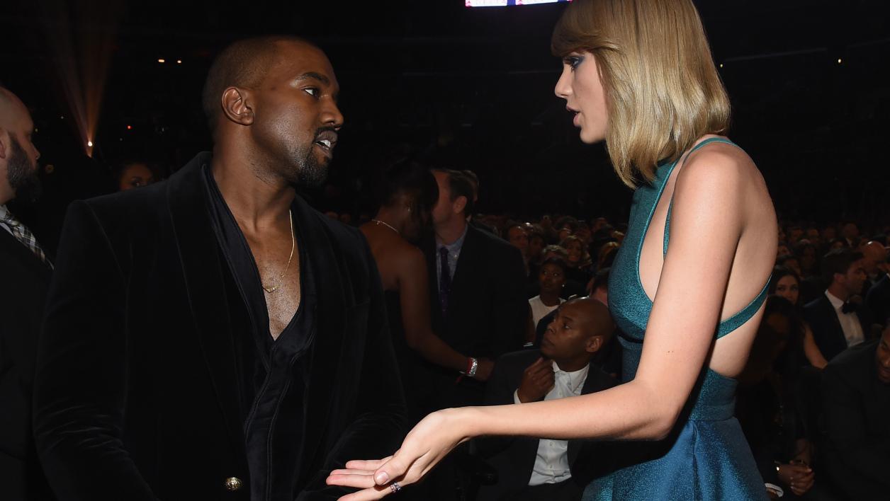 Mais que s'est-il passé entre Taylor Swift et le clan Kardashian-West?