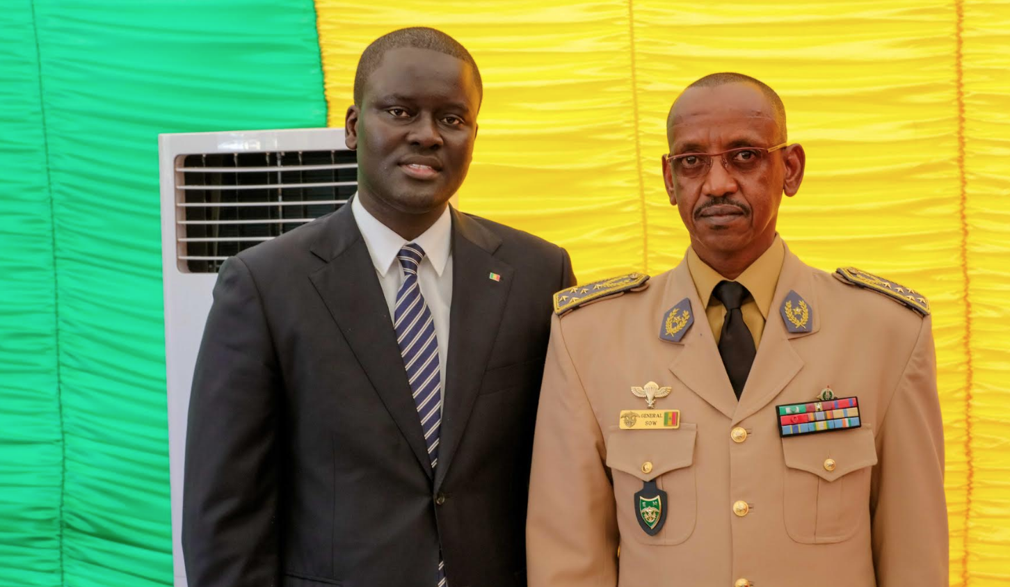 L'Armée décerne un prix de reconnaissance à l'ADIE