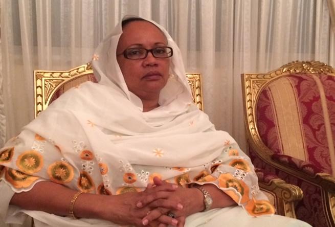 Affaire des loyers impayés et du saccage de la villa des Habré par Amadou Moustapha Sy : Mme Fatimé Raymonde Habré revient à la charge