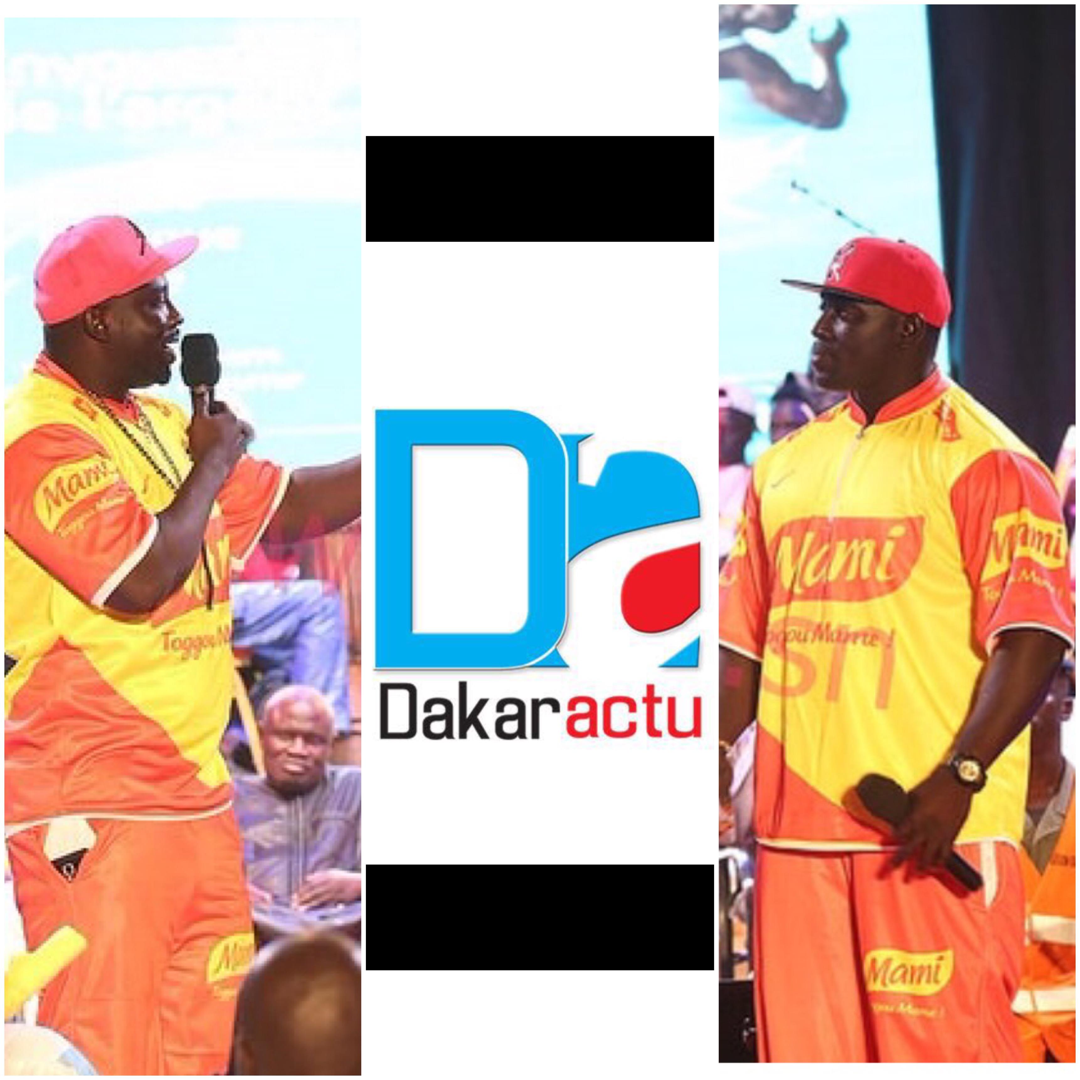  PREMIÈRE ÉDITION DRAPEAU DAKARACTU : Aziz N'diaye honore la presse en marge du trophée de l'Emergence