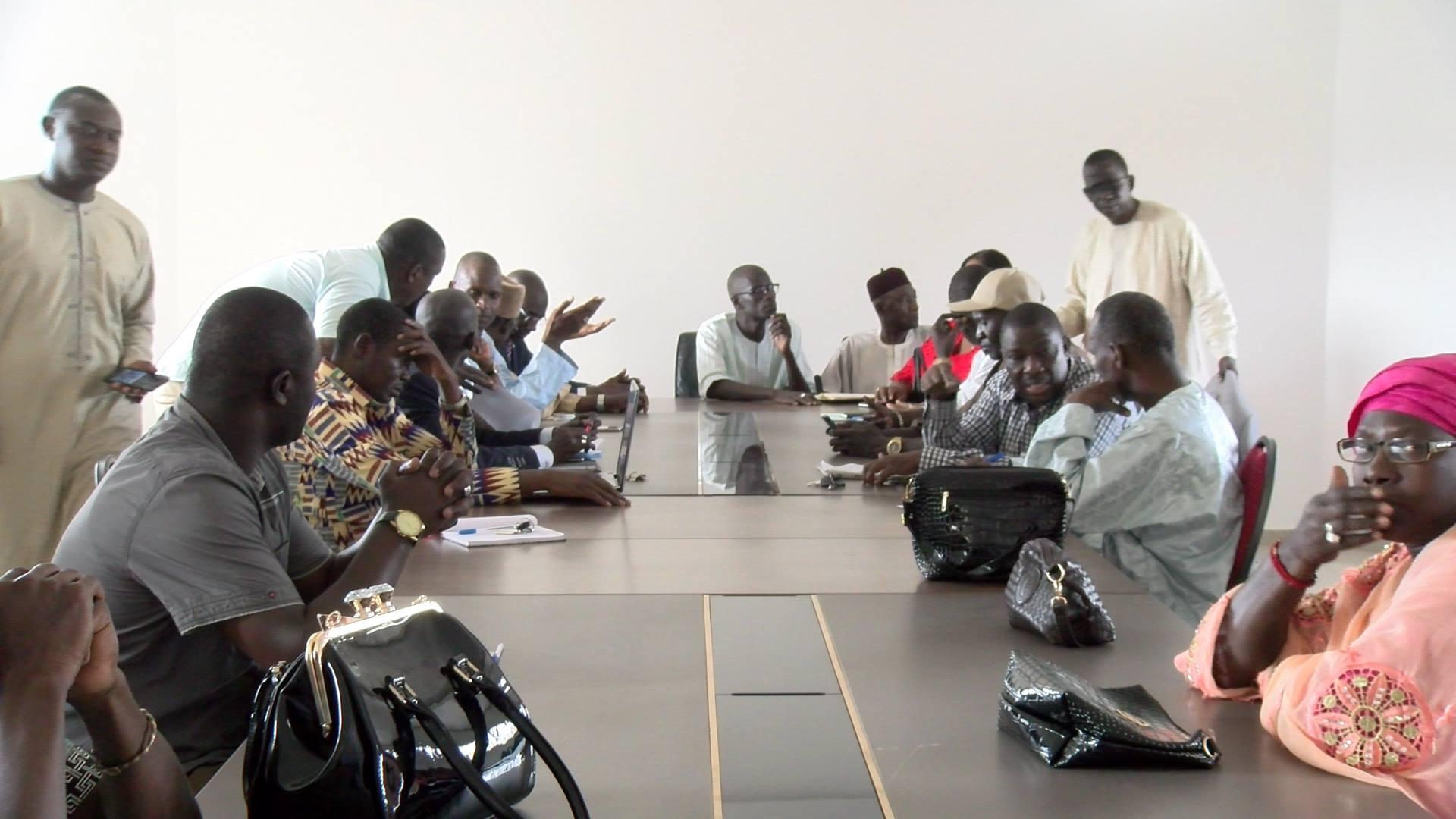 Guédiawaye : Le comité d'organisation pour le Conseil des ministres décentralisé mobilisé