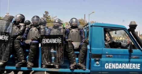 CONSEIL DES MINISTRES DÉCENTRALISÉ - Pikine sous forte présence policière