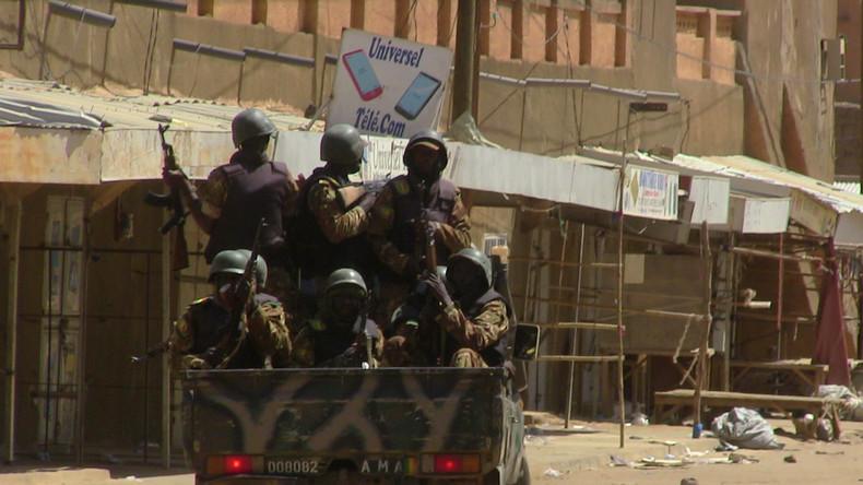 Mali : 17 soldats tués dans l'attaque d'une base militaire