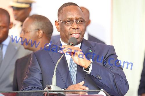 Conseil des ministres décentralisé : Dakar obtient finalement 1800 milliards de nos francs