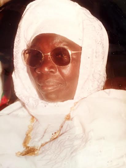 Rappel à Dieu de sa mère : Message de remerciement du ministre, Directeur de cabinet Me Oumar Youm
