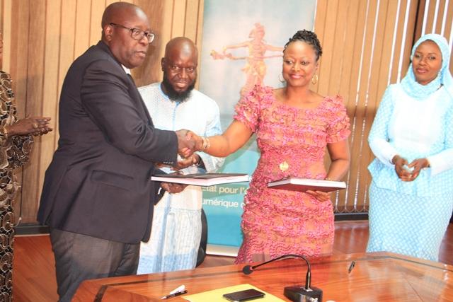 Convention Sonatel / CTIC-Dakar : Un appui de 100 millions remis à l'incubateur TIC