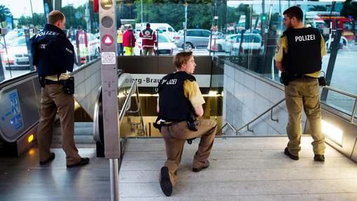 """Fusillade en Allemagne: six morts et """"jusqu'à trois auteurs"""" en fuite"""