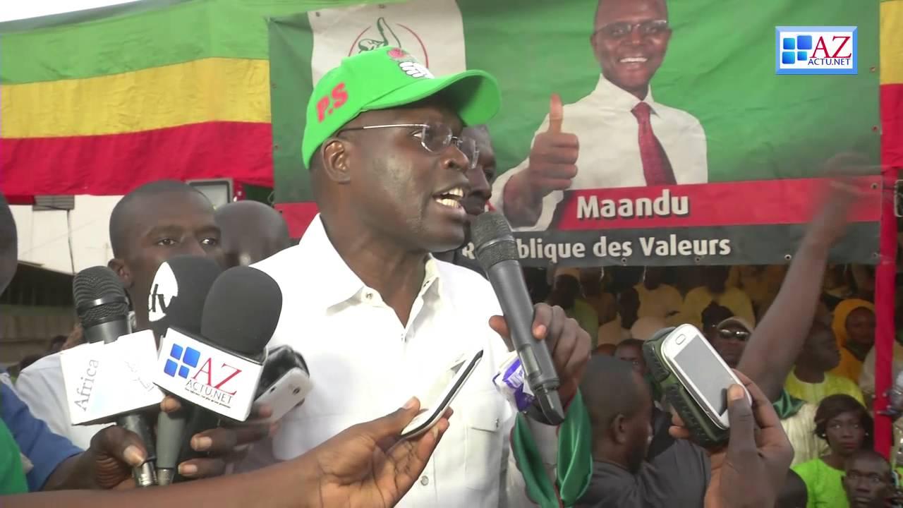 MEETING SOCIALISTE ANNULÉ - Khalifa Sall et Bamba Fall se plient et dénoncent la reculade du préfet