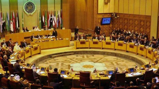 La Ligue arabe en réunion en Mauritanie