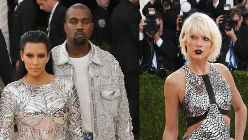 Et si le clash Kardashian/Taylor Swift était monté de toutes pièces?