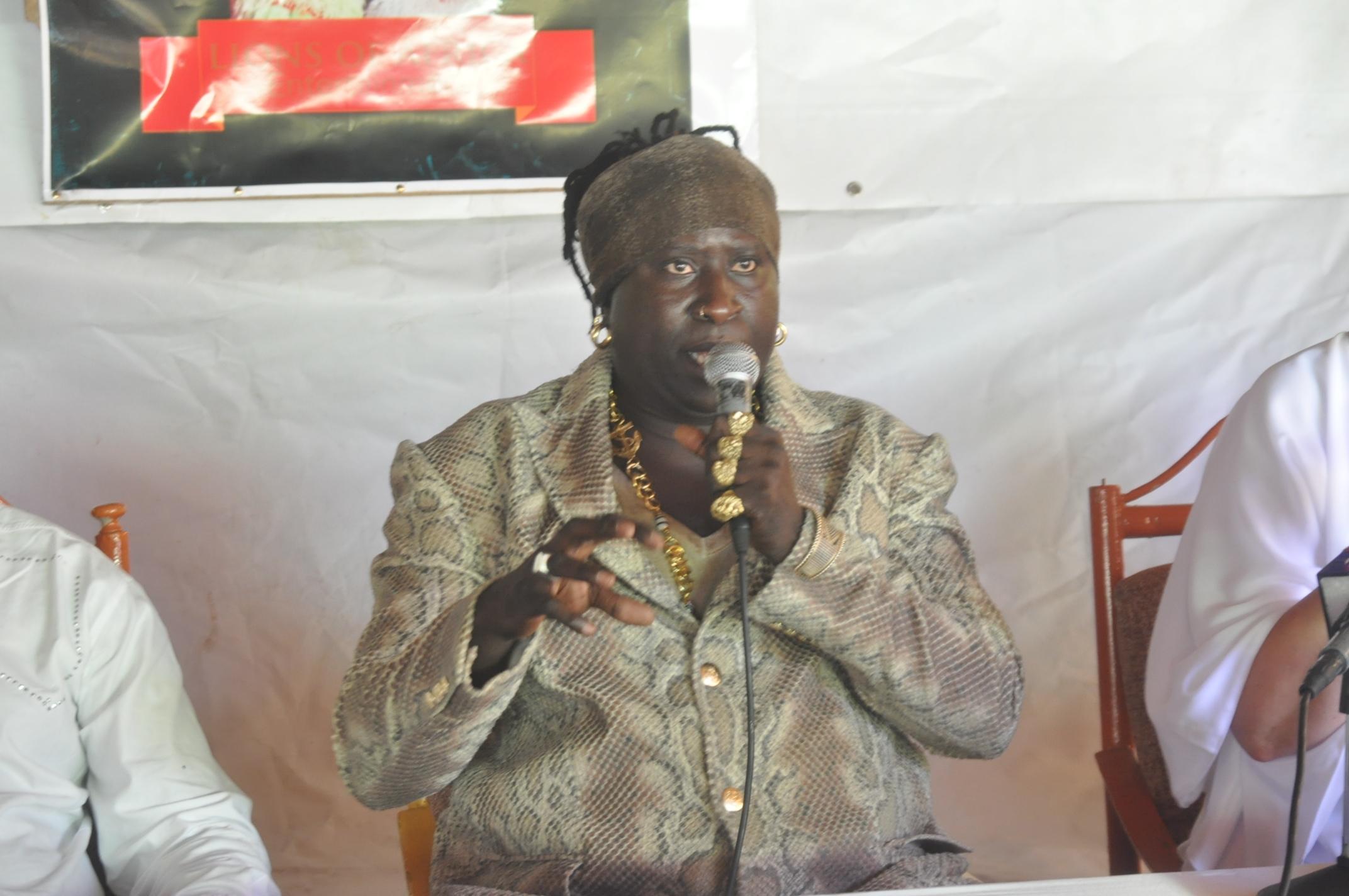 Culture / Laye Ananas : « Seule la culture pourra ramener la paix en Casamance... »