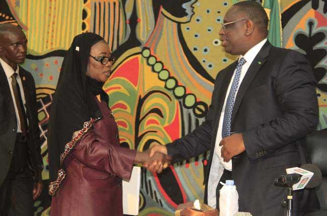 Départ de Nafi N'gom Keïta de l'OFNAC : Le communiqué de la présidence
