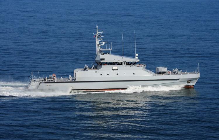 Piraterie : Le patrouilleur «Fouladou» de la marine sénégalaise mis à l'eau en France