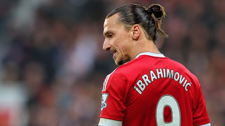 Le numéro d'Ibrahimovic fait déjà polémique à ManU