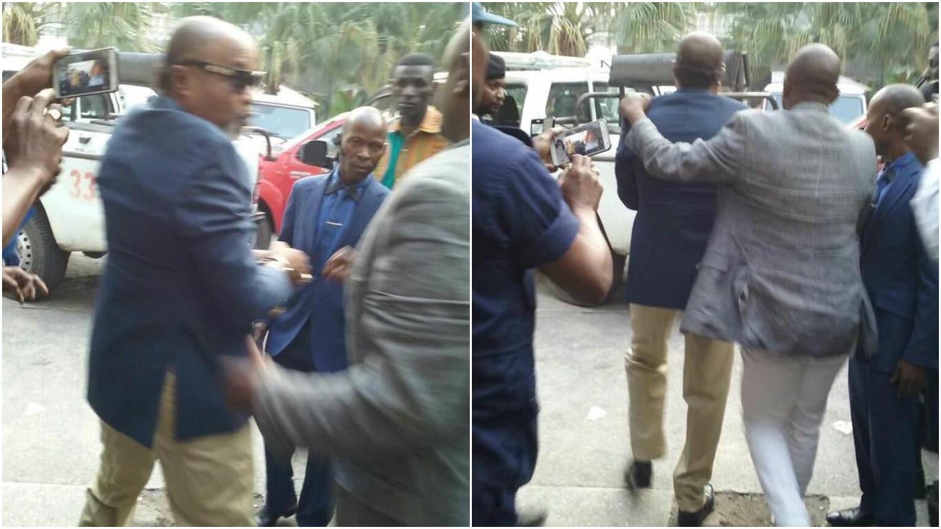RDC : Koffi Olomide arrêté à Kinshasa