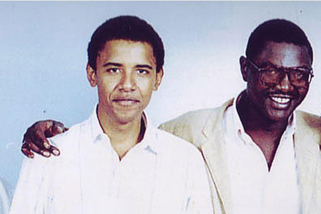 """Hypocrite"", ""corrompu""... : Malik Obama balance sur son demi-frère"