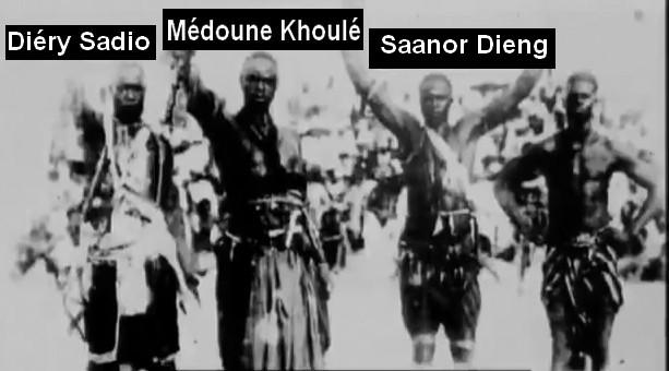 CONTRIBUTION : L'historique de la lutte avec frappe au Sénégal  (Par Omar Ngom Saala)