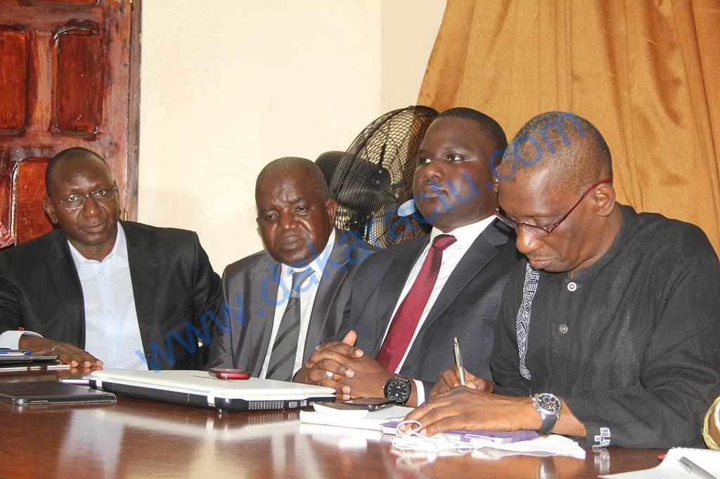 """Le FPDR condamne """"les propos discourtois et menaçants de Macky Sall"""", """"la destitution arbitraire de la Présidente de l'OFNAC"""" et """"la répression du meeting de la 2ème coordination du PS"""""""