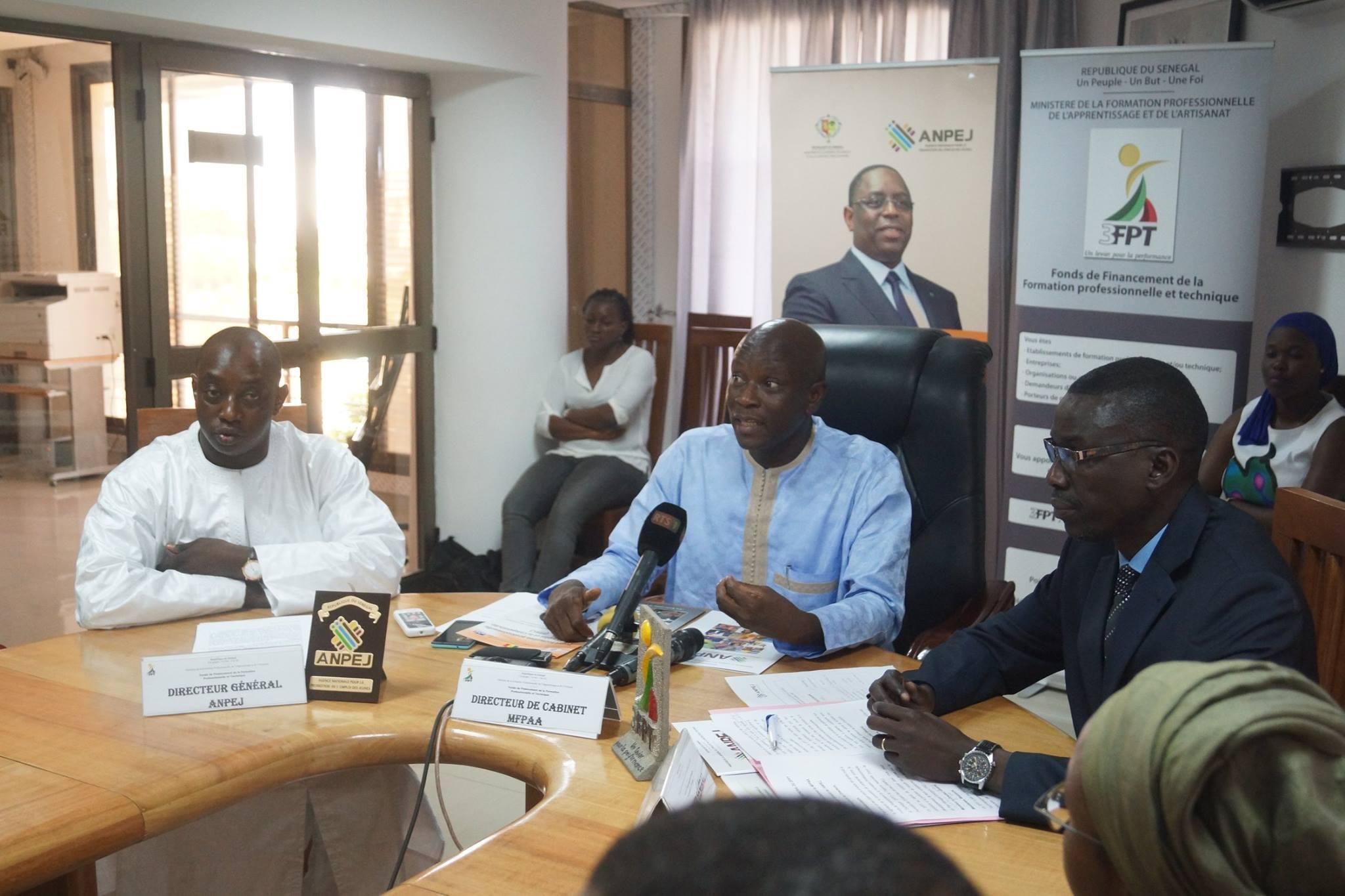 Politique de jeunesse : L'ANPEJ et le 3FPT mutualisent leurs ressources pour la formation pré-emploi des jeunes