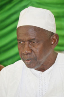 Pr El hadj Rawane Mbaye, un universitaire émérite doublé d'imam