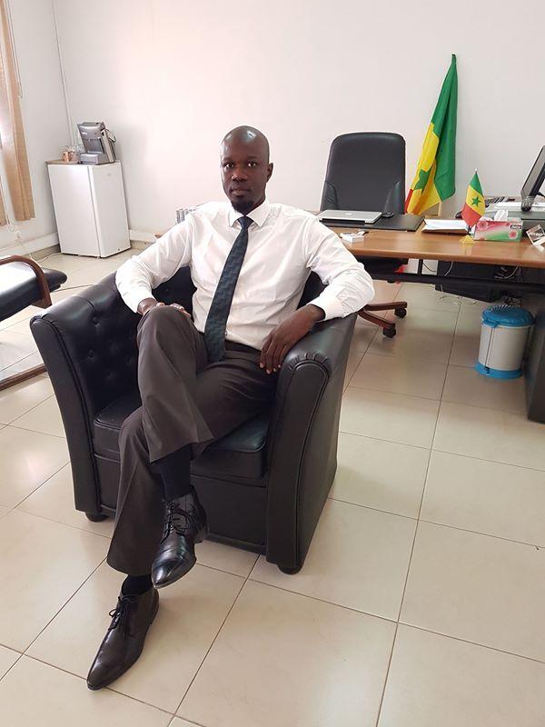 Après sa suspension : la réaction de Ousmane Sonko