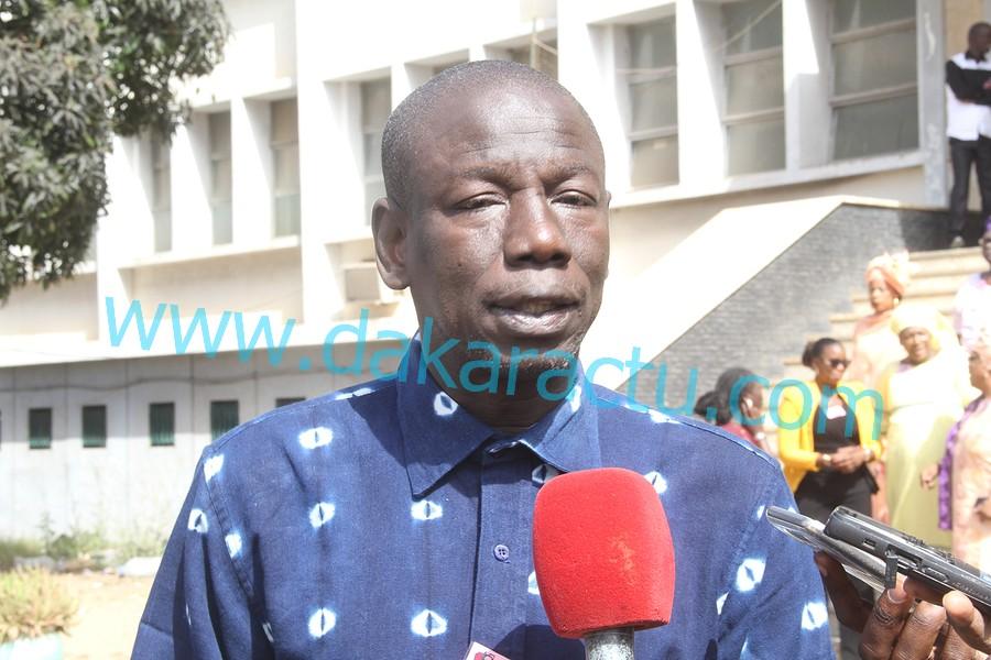 Attaques contre Wilane : Les jeunes Ps de Kaffrine mettent en garde Barth et réclament des sanctions