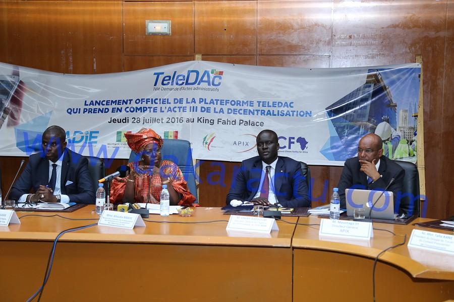 Lancement de la seconde phase de Teledac : Vers un accroissement du taux d'enrôlement des dossiers dans la plateforme