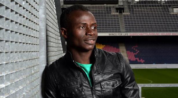 Sadio Mané : « Ma famille m'interdisait de jouer au foot »
