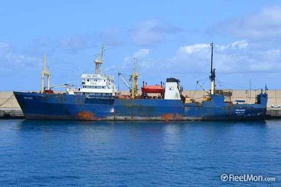 PÊCHE INN : Le navire Belge « Gotland IMO » devrait payer une amende de plus d'un milliard au Sénégal