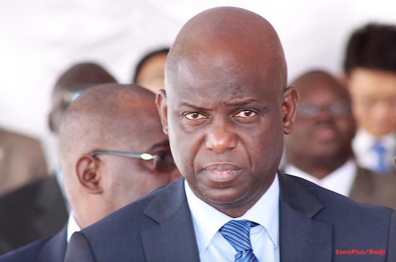 ASSAINISSEMENT : Mansour Faye dément les accusations de détournement de financement de Kaolack au profit de Saint-Louis et Fatick