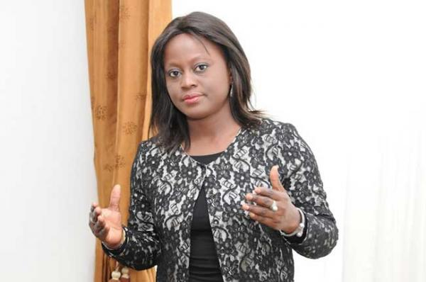 Nouvellement nommée, Aminata Angélique Manga prend ses marques à l'ANRAC