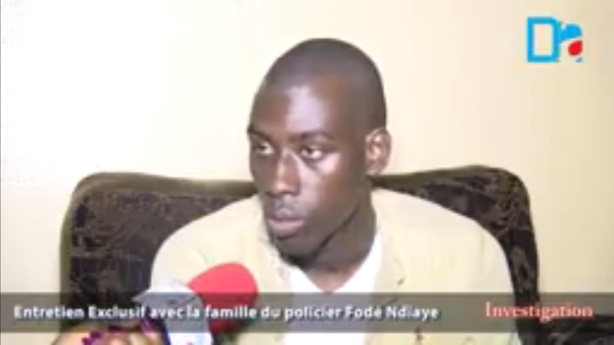 "El hadj Malick M'boup, ami de Fodé N'diaye : "" La lumière sera faite dans l'affaire Fodé N'diaye (...) On ne va plus rester silencieux..."""