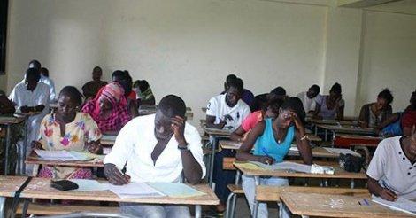 Résultats globaux : 36% de réussite au Baccalauréat