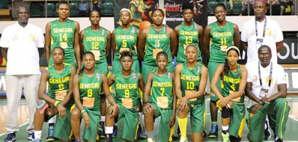 Galère - Attendues à Rio : Les Lionnes du basket passent la nuit à Addis