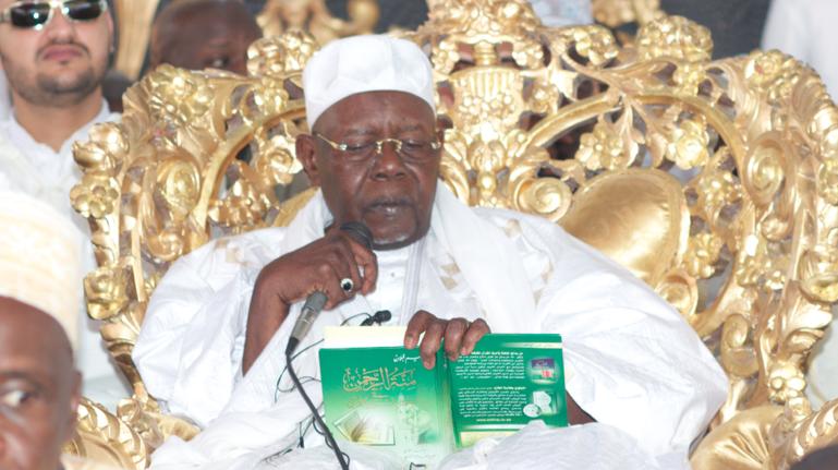 Passation de service de Nafi N'gom Keita aujourd'hui : Al Amine envoie un émissaire