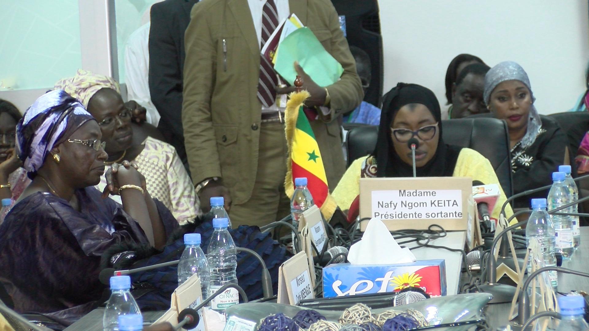 Dénigrement sur sa personne : Nafi N'gom Keïta annonce une réplique et sort sous les vivats de la foule