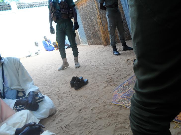 SÉCURITÉ RENFORCÉE CHEZ LE KHALIFE DES MOURIDES - L'affaire Cheikh Bakhoum y serait-elle pour quelque chose ?