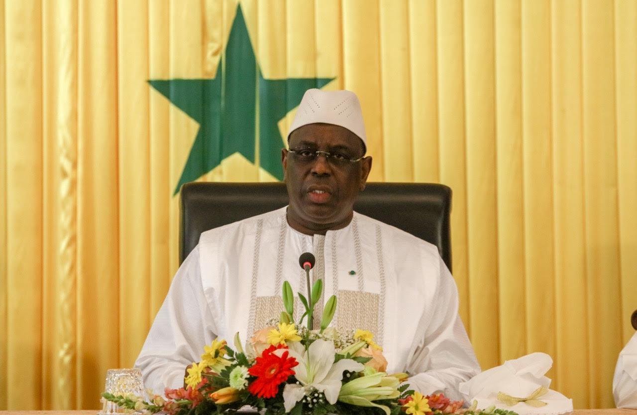 PIKINE : Macky Sall s'engage à rénover la Grande Mosquée