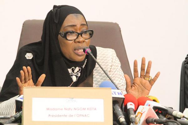 AFFAIRE NAFI NGOM KEÏTA : Me Sidiki Kaba dénonce la «discourtoisie» de l'ex présidente de l'Ofnac