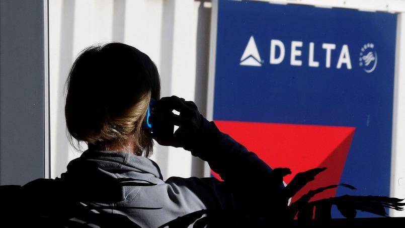Les vols Delta Airlines cloués au sol par une panne informatique