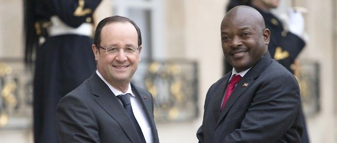 Burundi : En février, François Hollande avait alerté Pierre Nkurunziza