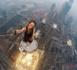 Elle prend les selfies les plus dangereux au monde