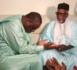 MACKY BIEN ACCUEILLI CHEZ LE KHALIFE - Le Chef de l'État réitère ses engagements pour Touba