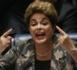 Dilma Rousseff aux sénateurs brésiliens: