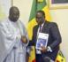 Discours de présentation du rapport annuel 2015 du CNRA de Monsieur Babacar Touré à Son Excellence Monsieur le Président de la République