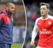 ARSENAL : Özil remet Thierry Henry à sa place !