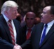 Donald Trump rencontre le fils de Martin Luther King