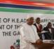 Investi, Adama Barrow s'adresse directement à Yaya Jammeh :