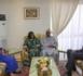 Visite de courtoisie du Président Macky Sall et de la Première Dame au Président Abdou Diouf et son épouse